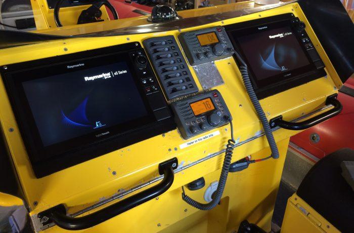 SAR Electronics Refit